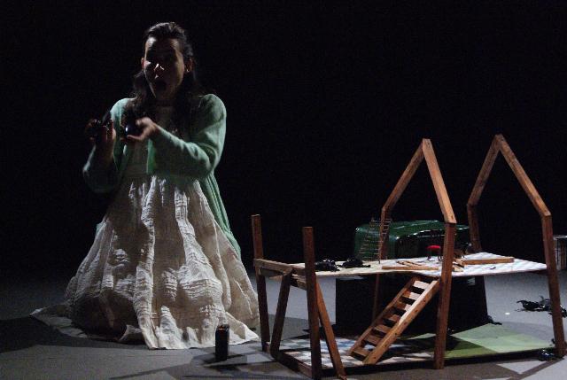 «Nix tu, Simona» Dir. Albert Mestres. Sala Beckett (2012)
